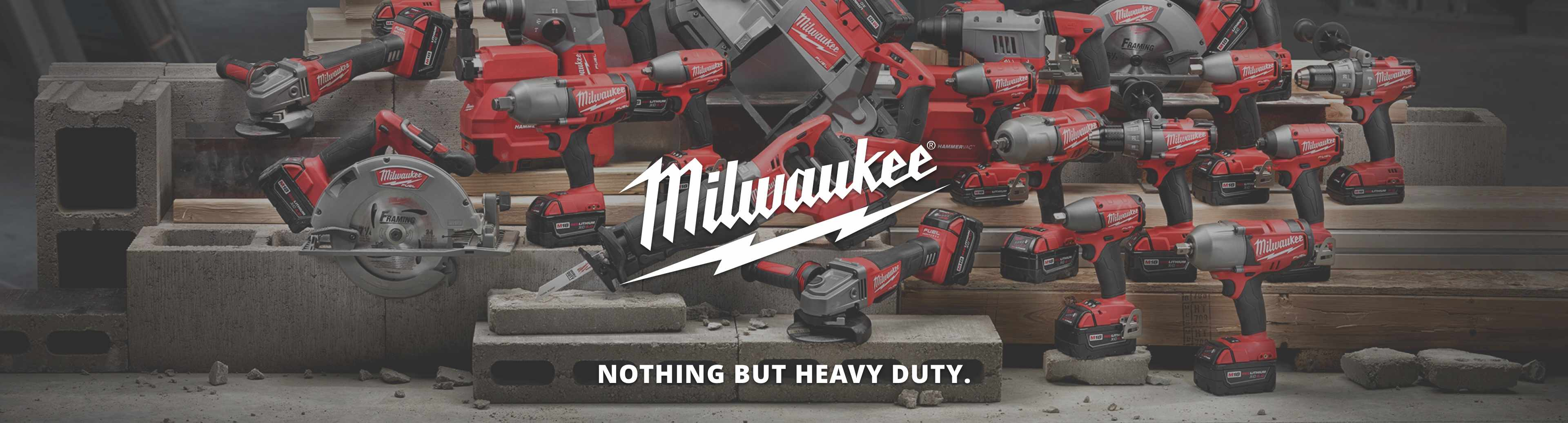 Shop Milwaukee power tools at central Lumber & Hardware